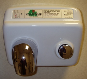 Hand Dryer Noise Levels - Hand blower for bathroom