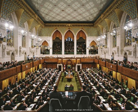 1pAA1 – Audible Simulation in the Canadian Parliament – Ronald Eligator