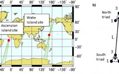 Monitoring deep ocean temperatures using low-frequency ambient noise – Katherine Woolfe, Karim G. Sabra