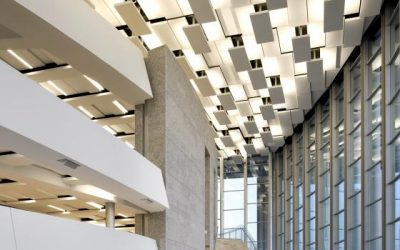 2aAAa –The face of the facility: acoustic design of lobbies –Brandon Cudequest,Anthony Hoover