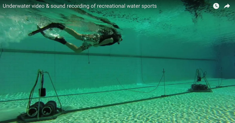 1aAO5 – Underwater sound from recreational swimmers, divers, surfers, and kayakers