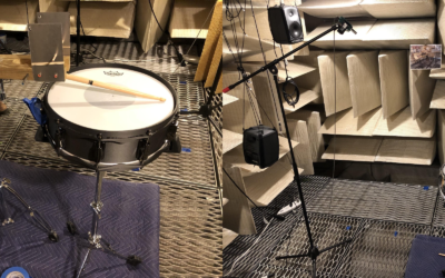 3pMUa4 – Acoustical analysis of 3D-printed snare drums  – Chris Jasinski