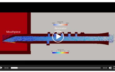 2aMU1 – Supercomputer simulation reveals how the reed vibrations are controlled in single-reed instruments – Tsukasa Yoshinaga