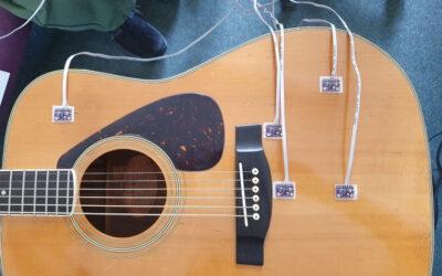 1aMU4 – In search of huge sound… or huge strings, at least  –   Pawel Bielski