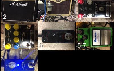 1aMU6 – Psychoacoustic phenomena in electric-guitar performance – Jonas Braasch