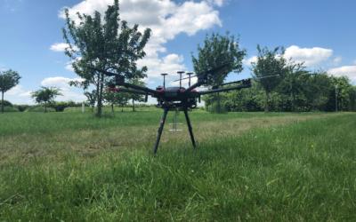 1aSPa5 – Saving Lives During Disasters by Using Drones – Macarena Varela